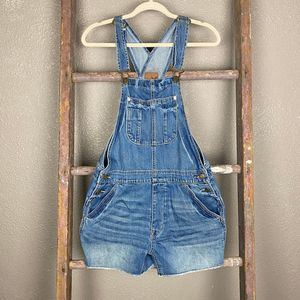 American Eagle Overall Shorts XS